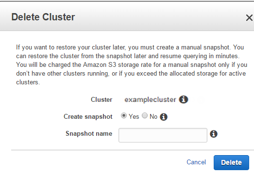 Redshift Cluster 101 | Panoply